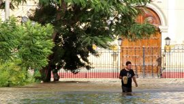 Peruvians dealing with aftermath of deadly floods