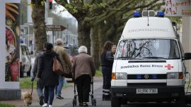 Unexploded WWII bombs force evacuation