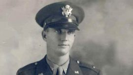 WWII veteran buried with honor—74 years later