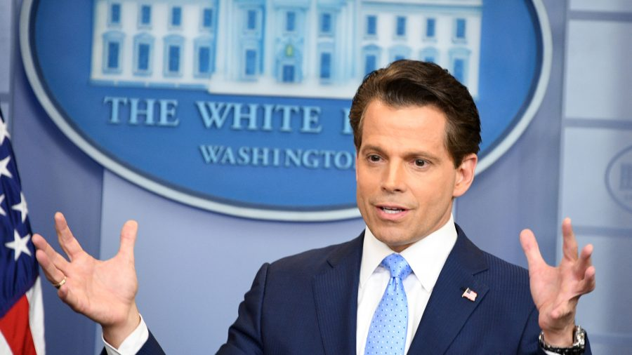 Trump Hits Back at Scaramucci in Ongoing Slugfest on Twitter