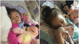 2-Year-Old's Incredible Recovery From Crippling Brain Damage