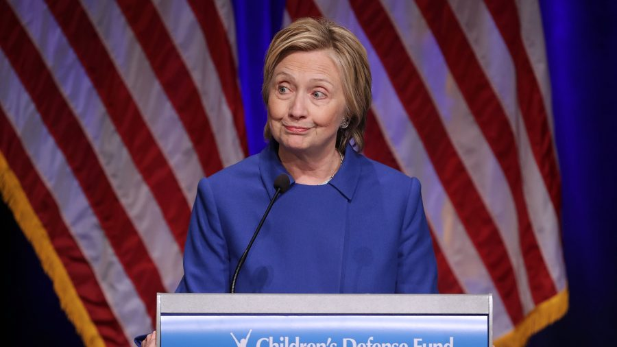 Hillary Clinton Withdraws From Cybersecurity Conference Speaking Gig, Citing 'Unforeseen Circumstance'