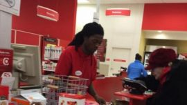 Indianapolis Target Employee's Patience Goes Viral on Facebook