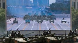 Chinese Regime Hints Use Of Army Against Hong Kong Protesters