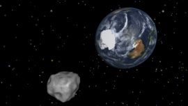 Asteroid Set to Pass Near Earth at 67,000 mph Next Month