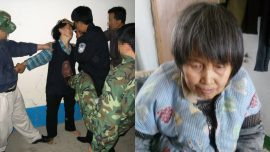 63-Year-Old Woman Shrank 6 Inches After 7 Years of Torture