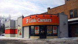 Little Caesars Is Testing Out an Impossible Pizza