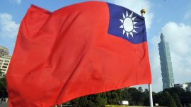 Taiwan Opens Office in Lithuania, Angers China