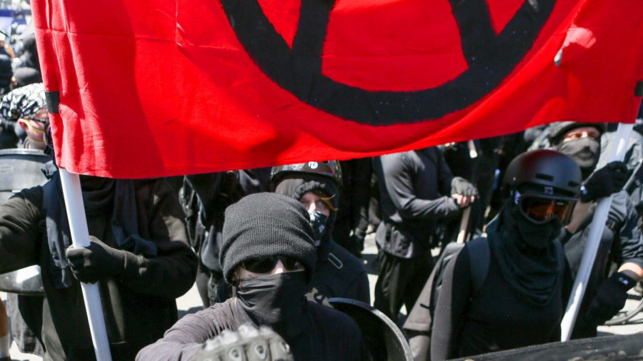 Republicans Introduce Bill To Label Antifa Domestic Terrorists After Attack on ICE Facility