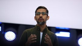 Leaked Video Shows Google Leadership Express Left-Leaning Bias