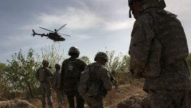 Navy Reservist on Collapse of Afghan Forces