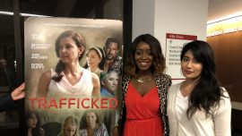 'Trafficked' Movie Screening Addresses Human Trafficking Issue