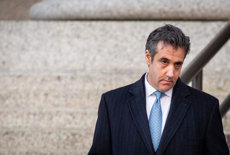 Former Trump Lawyer Michael Cohen Pleads Guilty To Making False Statements To Congress In Russia Probe