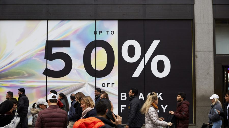 Black Friday Online Sales Hit Record $7.4 Billion on Strong Consumer Sentiment
