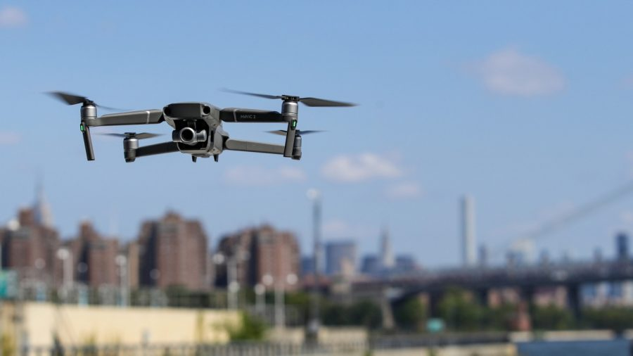 Helicopter Possibly Struck by Drone Makes a Precautionary Landing