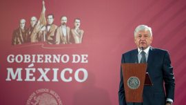 Mexico Must 'Bring Order' to Central American Migration, Mexican President Says