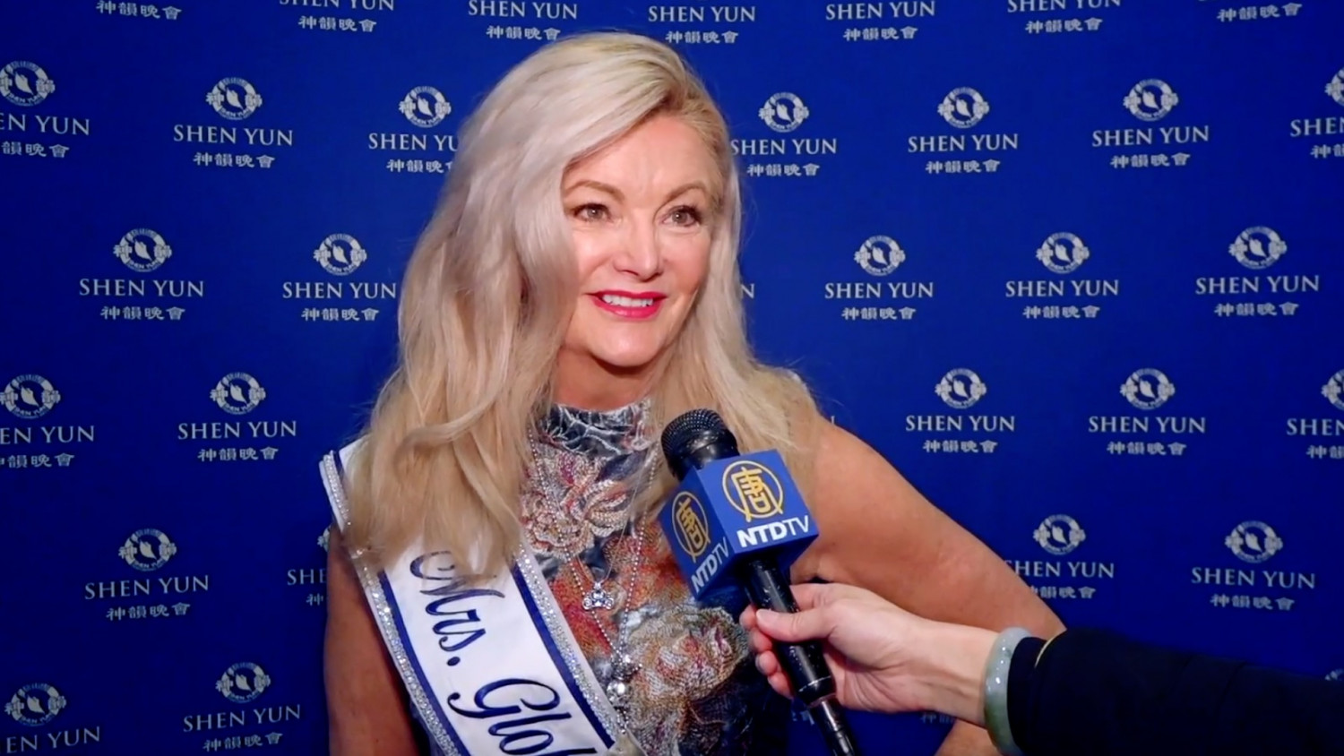 Mrs. Global America: There Is Divine Purpose at the Heart of Shen Yun