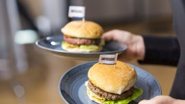'Impossible Burger' Updated to 2.0: What's the Difference?
