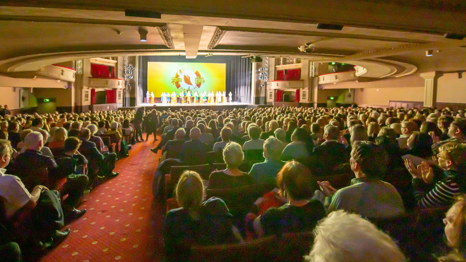 Edinburgh Audience Members Loved How Shen Yun Told Stories and Shared History