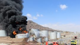 Blast Rocks South African Oil Refinery, 7 Injured