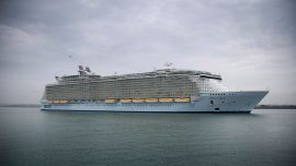 Norovirus Outbreak Leaves 277 Passengers Sick on Oasis of the Seas Cruise Ship