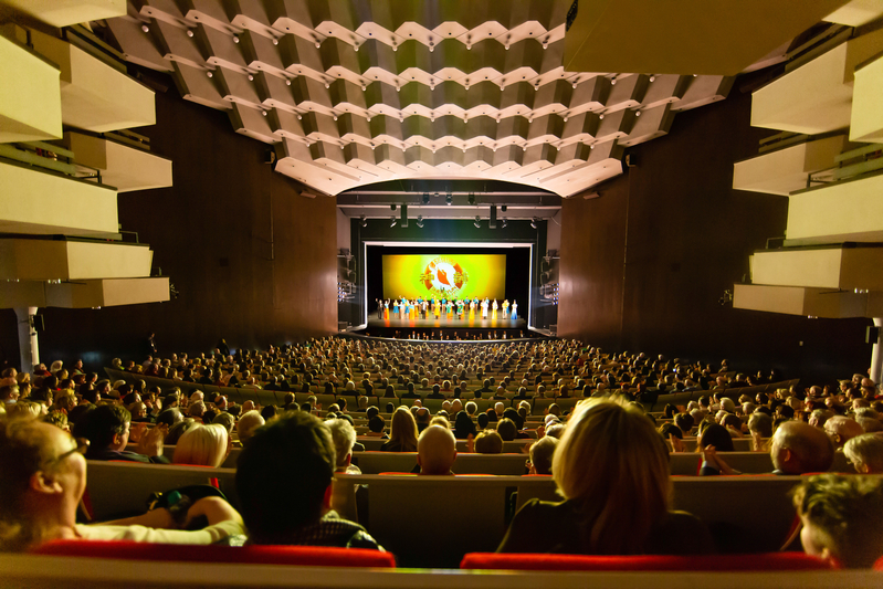 Dortmund Audience Members Impressed by Shen Yun