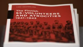 Report: Finnish SS Volunteers Likely Killed Jews in WWII