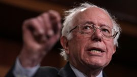Bernie Sanders Staff Can't Get the $15 Minimum Wage He's Advocating for Nationally: Report