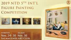 NTD Figure Painting Competition Judge Explains Importance of Tradition
