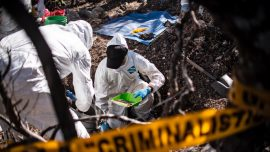 5 Corpses Found in Clandestine Burial Pit in Southern Mexico