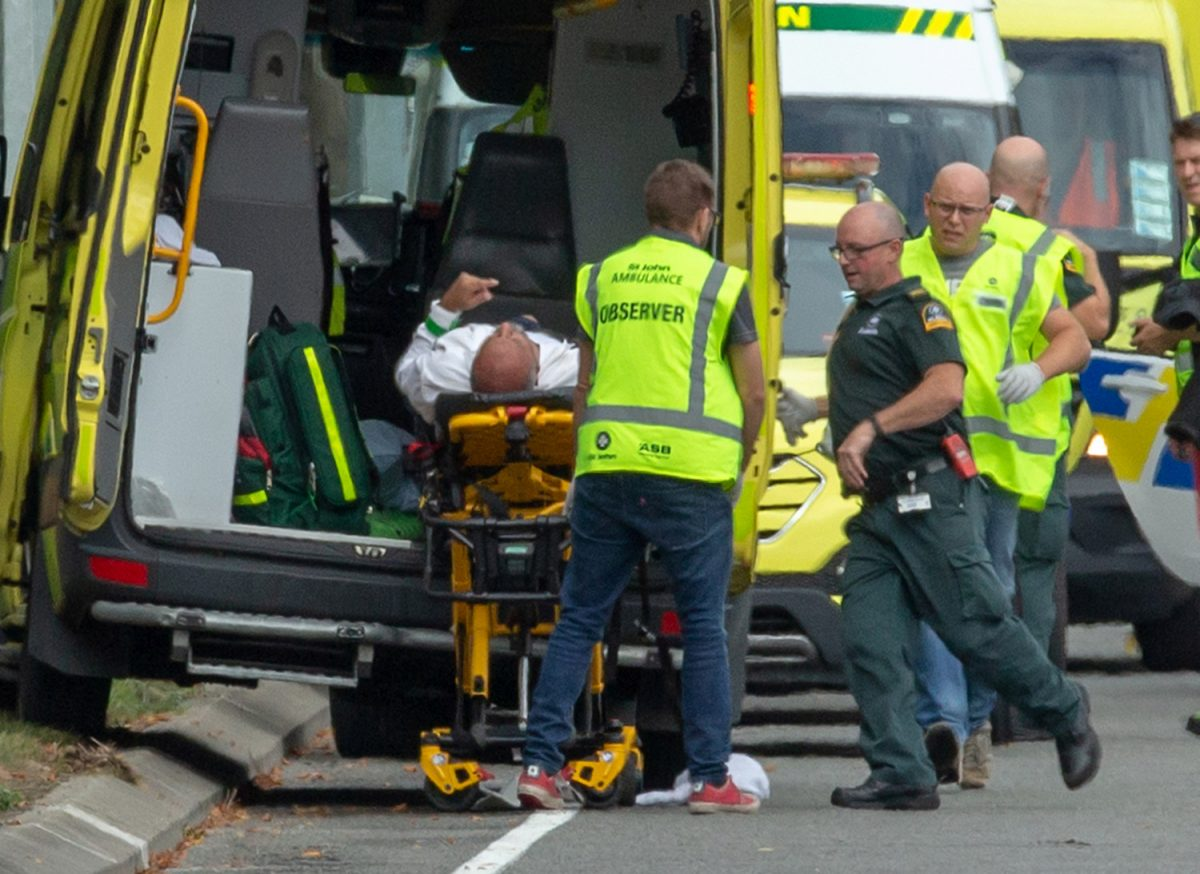 Masacre En Nueva Zelanda Video Facebook: 49 Killed In New Zealand Mosque Shootings; 4 Held
