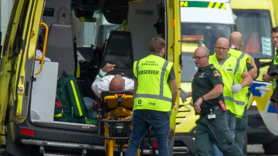 Christchurch Shooting Manifesto: 49 Killed In New Zealand Mosque Shootings; 4 Held