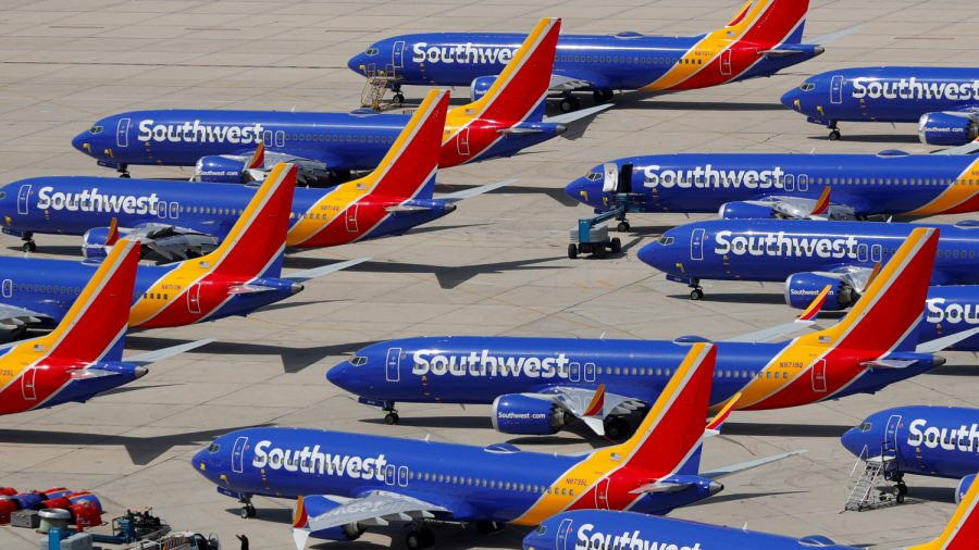 Federal Report Faults Southwest Airlines and FAA on Safety