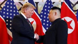 Trump: North Korea's 3 Short-Range Missile Tests Are Not a Violation of Singapore Agreement