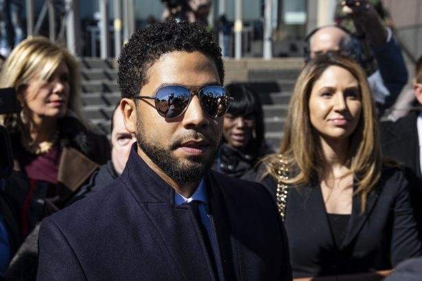New Video Shows Jussie Smollett, Alleged Attackers at Scene of Reported Attack