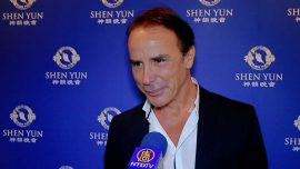 Fashion Designer Lloyd Klein Says Shen Yun is a 'Big Inspiration'