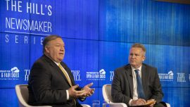 Pompeo: Obama Admin Could Have Done More on Russian Election Meddling