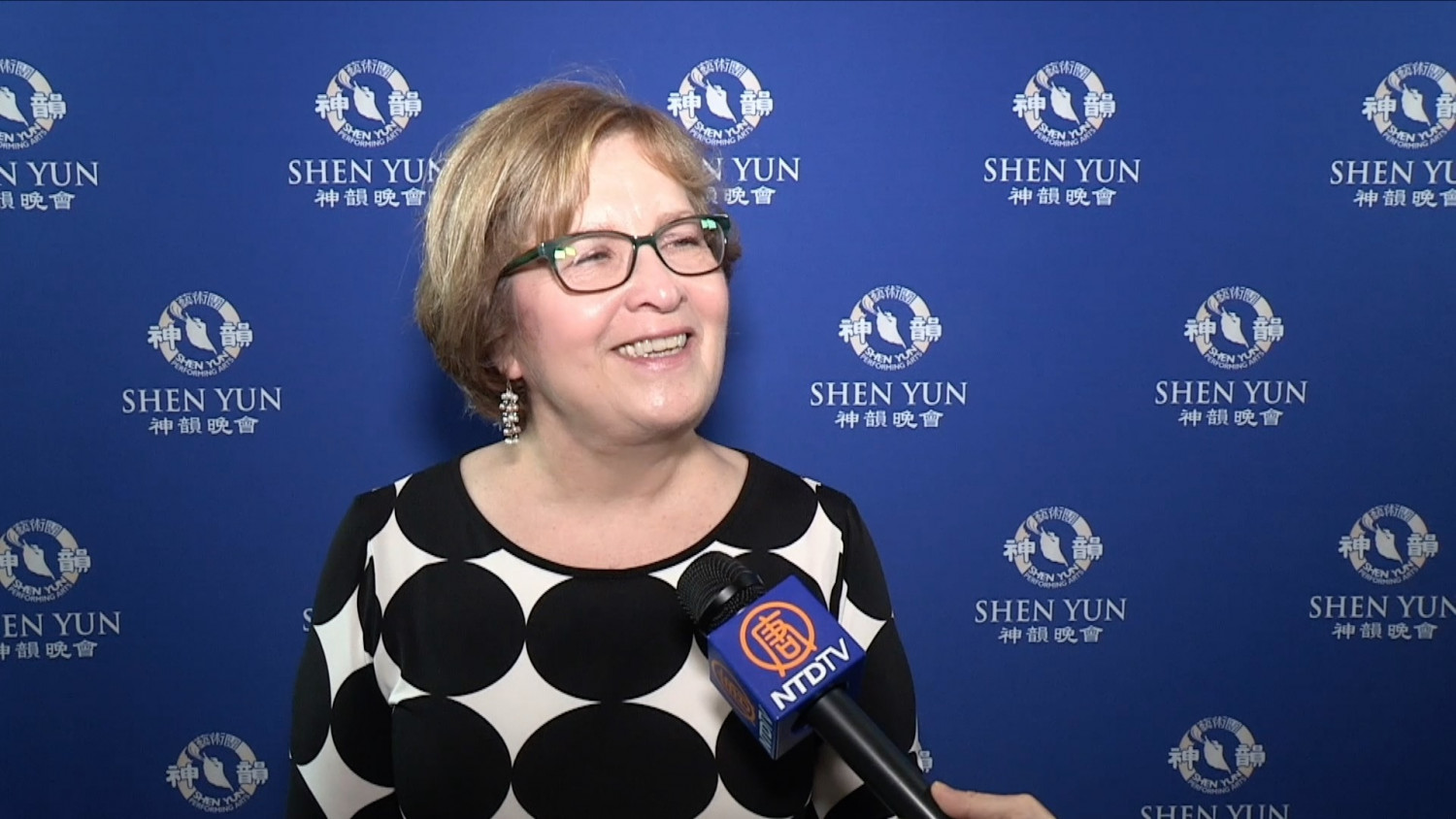 CEO Appreciate Shen Yun's Efforts to Show 'What's Going on in China'