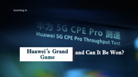 Huawei's Grand Game: Can It Be Won?