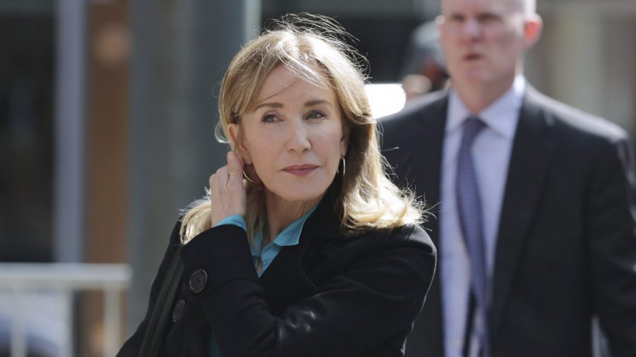 Before Her Sentencing, Felicity Huffman Says She Feels 'Utter Shame' for Her Role in the College Cheating Scandal