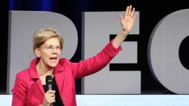 Warren Suggests 'Corporate Perjury' Law Related to Industry-Research Information