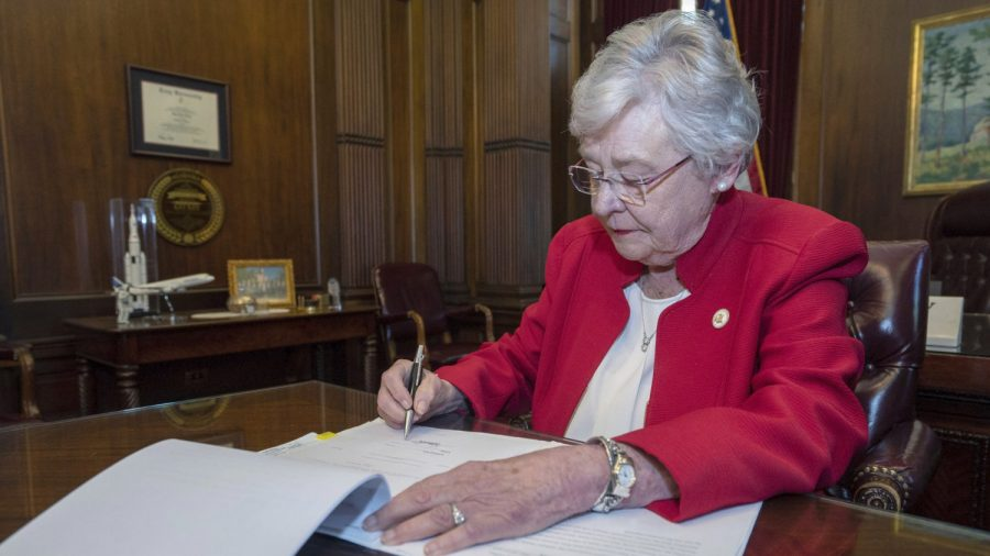 Alabama Governor Signs Bill Designed to Overturn Roe V. Wade, Enable State-Level Abortion Restrictions