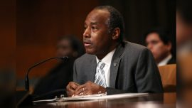 'Take Care of Your Own First': Carson Defends Plan to Evict Illegals From Govt. Housing