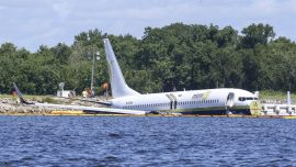 'Thrust Reverser' Broken on Plane That Slid Into Florida River