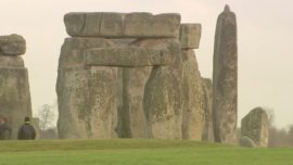 Missing Piece of Stonehenge Monument Returned After 60 Years