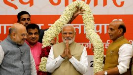 India's Narendra Modi Stuns Opposition With Huge Election Win
