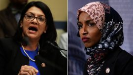 Ilhan Omar, Rashida Tlaib Barred From Entering Israel Over BDS Support