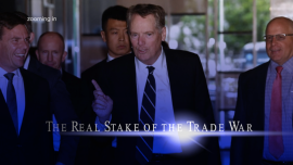 The Real Stake of the U.S.-China Trade War