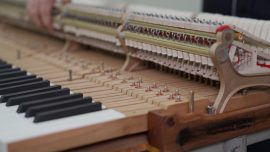 The Art of Rebuilding Steinway to Preserve the Golden Era