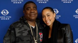 Tracy Morgan Says Shen Yun Is 'Incredible, Magic'